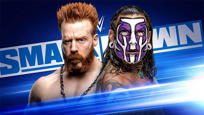 Sheamus Jeff Hardy WWE SmackDown