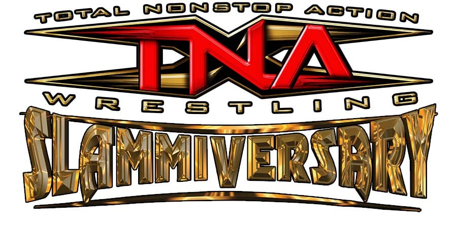 TNA Impact Wrestling Slammiversary Logo