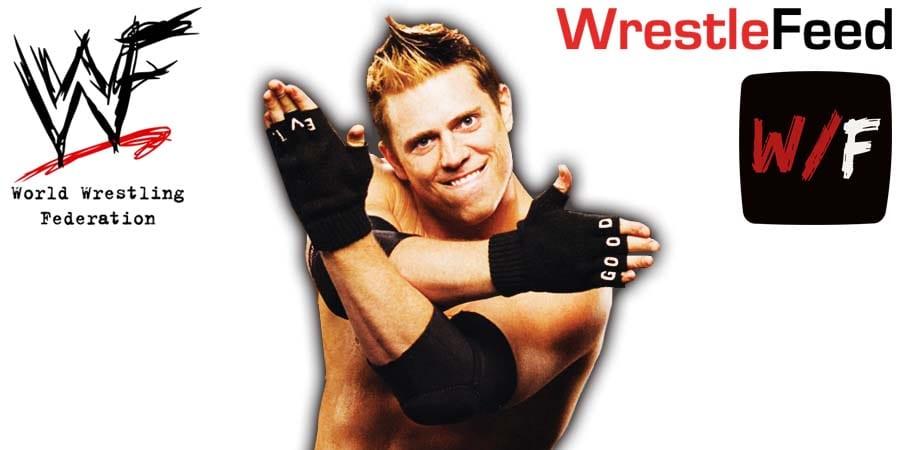 The Miz Article Pic 1 WrestleFeed App