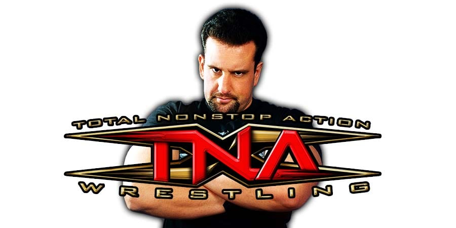 Tommy Dreamer TNA Impact Wrestling Article Pic 1