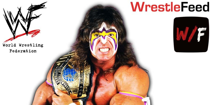 Ultimate Warrior Article Pic 1 WrestleFeed App