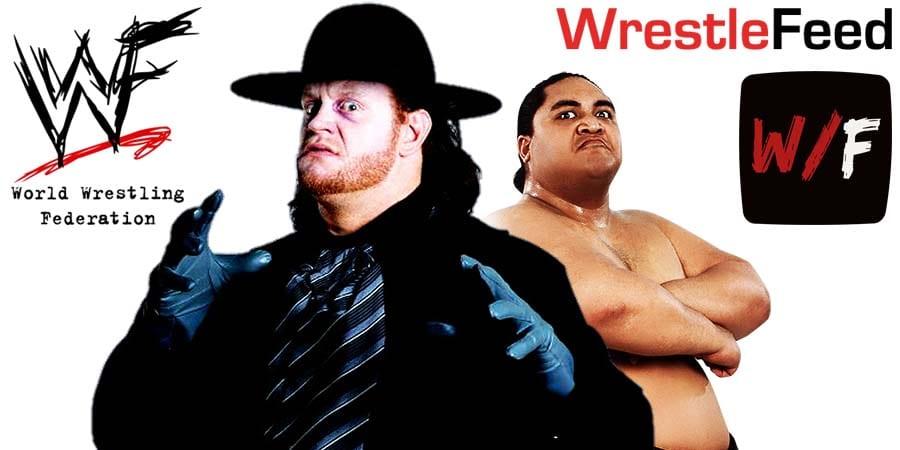 Undertaker Yokozuna WWF Old School WrestleFeed App