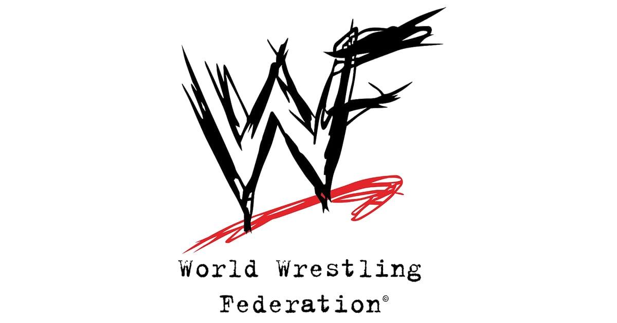 WWF Logo World Wrestling Federation Banner