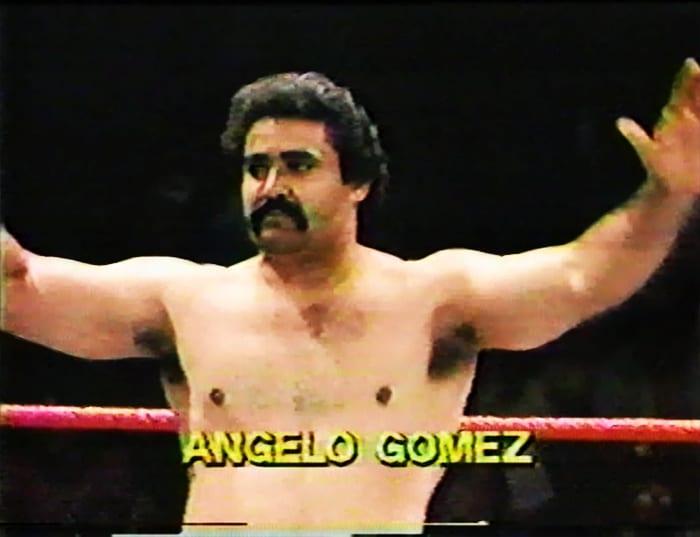 Angelo Gomez WWF Jobber