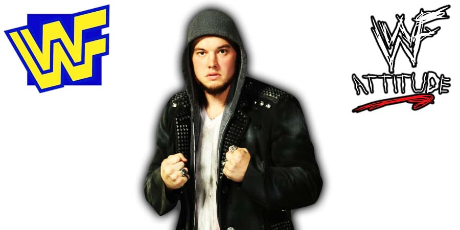 Baron Corbin In A Jacket Article Pic