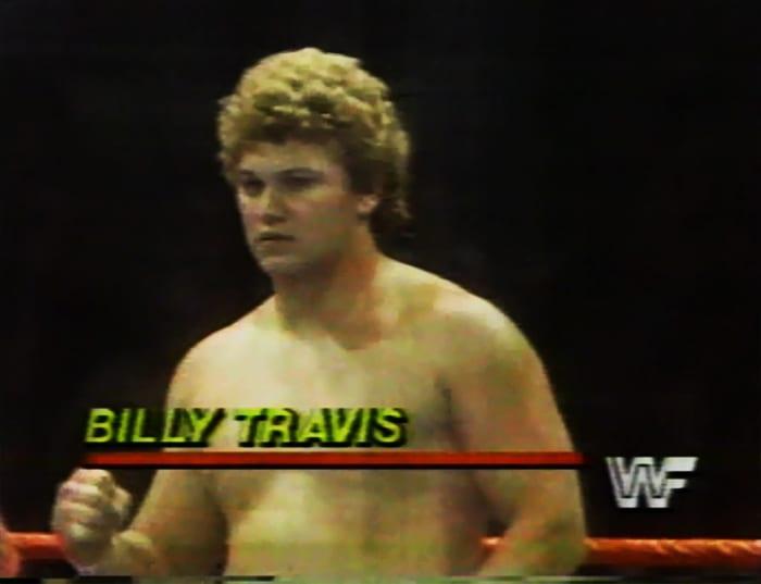 Billy Travis WWF Jobber