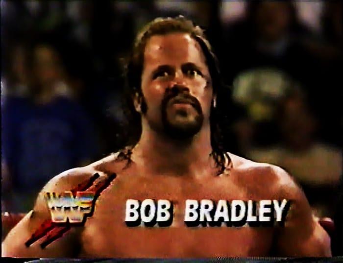 Bob Bradley WWF Jobber