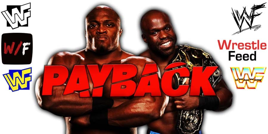 Bobby Lashley Defeated Apollo Crews At WWE Payback 2020