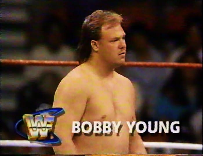 Bobby Young WWF Jobber