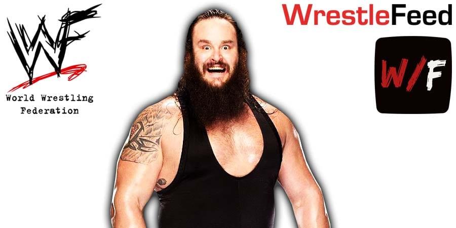 Braun Strowman Article Pic 1 WrestleFeed App