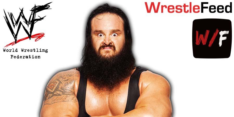 Braun Strowman Article Pic 2 WrestleFeed App