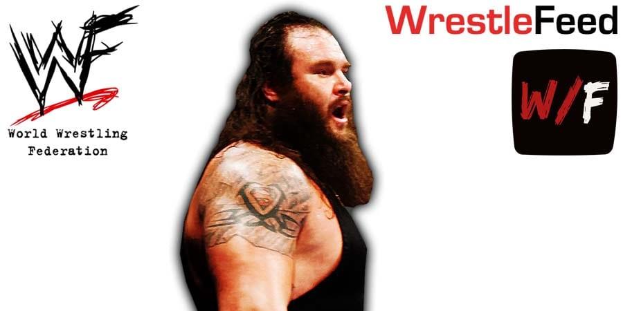 Braun Strowman Article Pic 3 WrestleFeed App