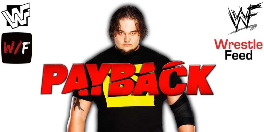 Bray Wyatt Fiend WWE Payback 2020