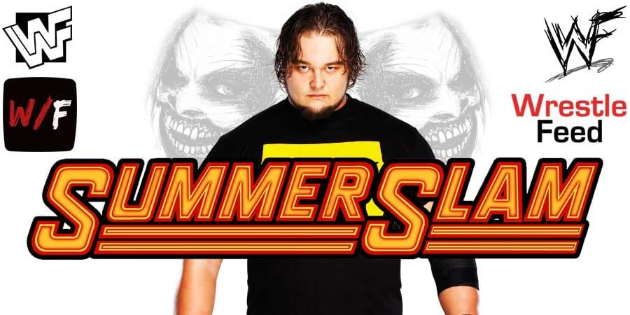 Bray Wyatt The Fiend WWE SummerSlam 2020 WrestleFeed App