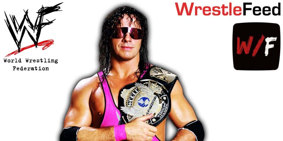 Bret Hart Article Pic 1 WrestleFeed App