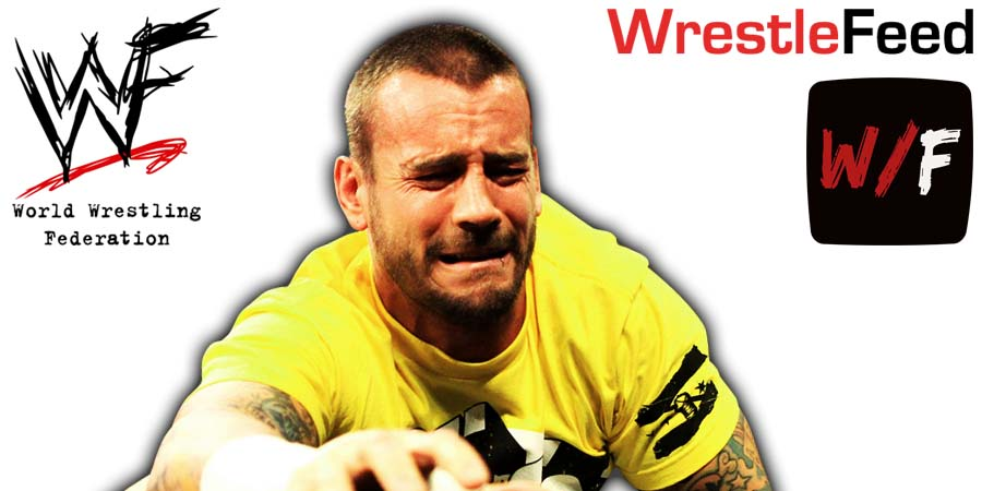 CM Punk Article Pic 2 WrestleFeed App