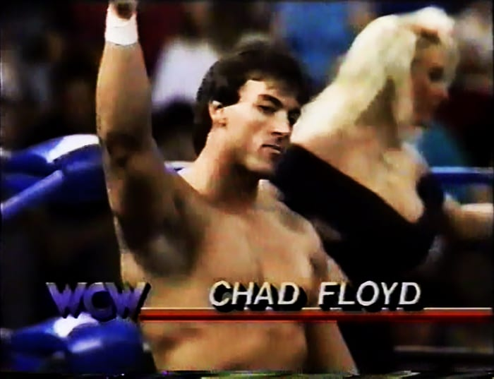 Chad Floyd WCW Jobber