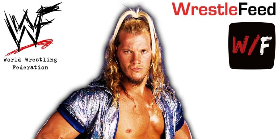 Chris Jericho Article Pic 1 WrestleFeed App