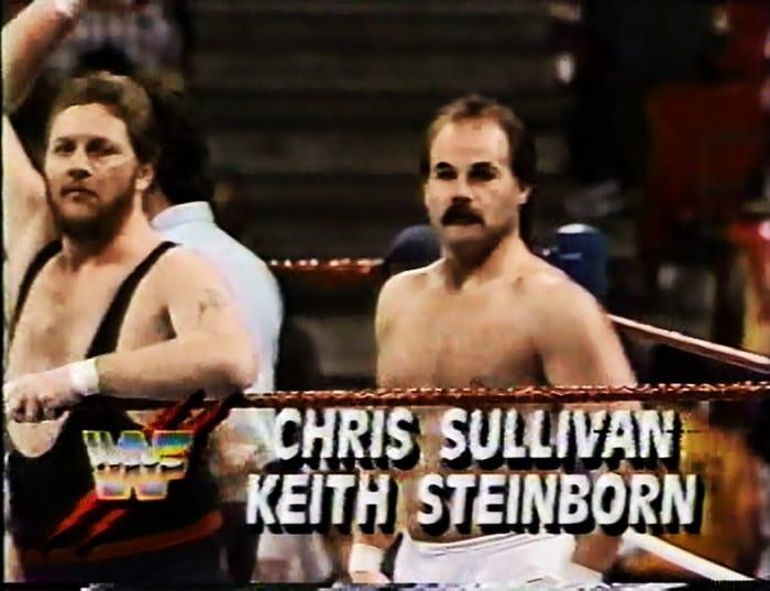 Chris Sullivan & Keith Steinborn WWF Tag Team