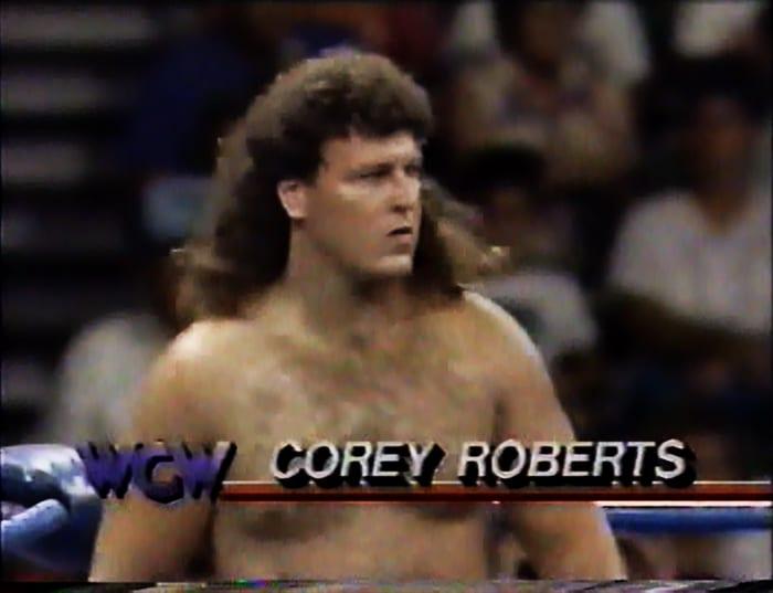 Corey Roberts WCW Jobber