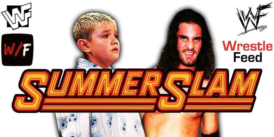 Dominik Mysterio Makes WWE In-Ring Debut Against Seth Rollins At WWE SummerSlam 2020 WrestleFeed App
