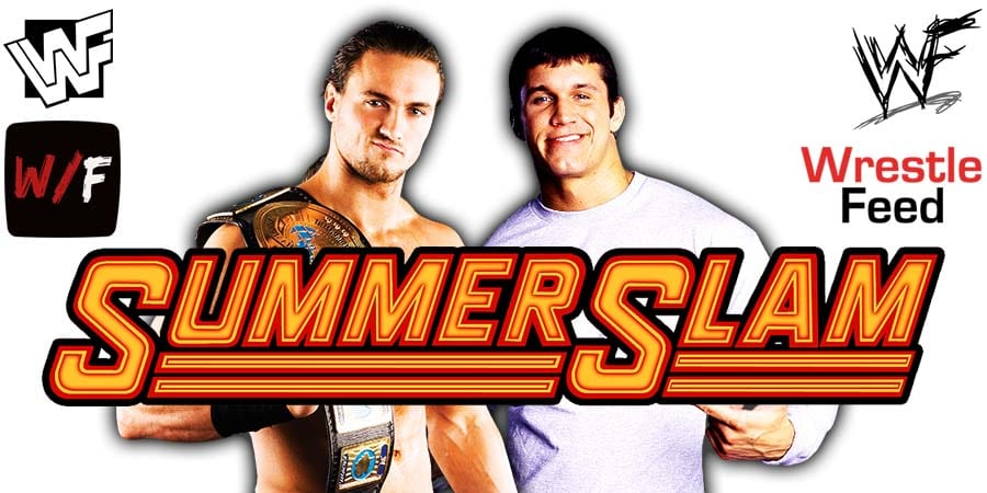 Drew McIntyre Pins Randy Orton At WWE SummerSlam 2020