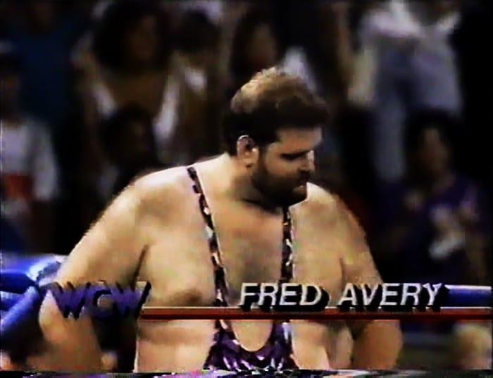 Fred Avery WCW Jobber