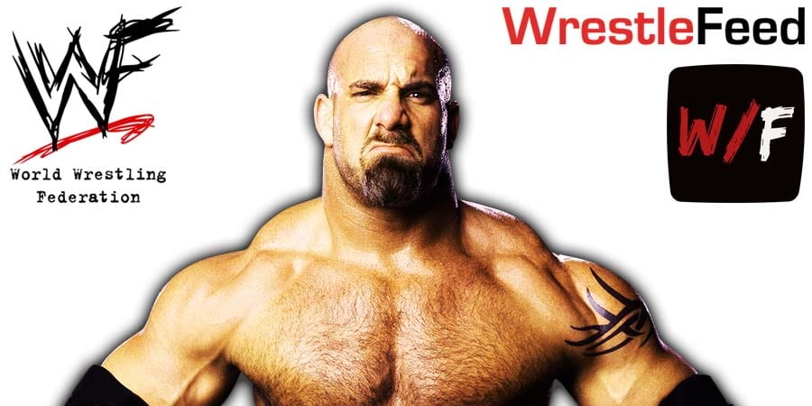 Goldberg Article Pic 2 WrestleFeed App