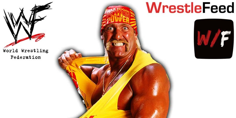 Hulk Hogan Article Pic 3 WrestleFeed App