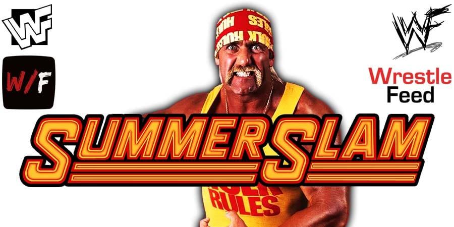 Hulk Hogan WWF WWE SummerSlam WrestleFeed App