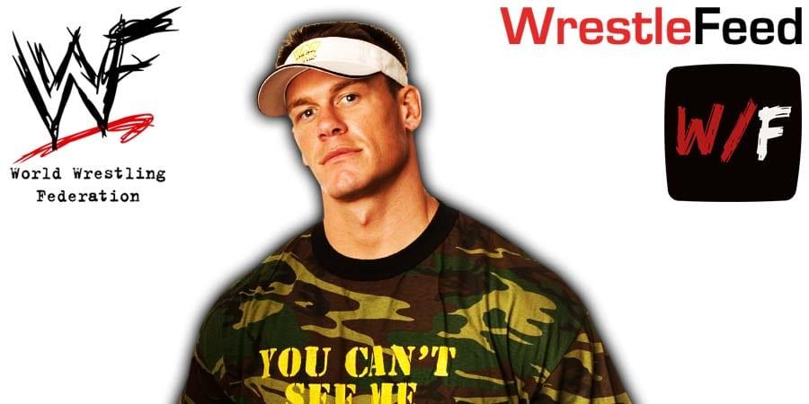 John Cena WrestleFeed App Article Pic 2