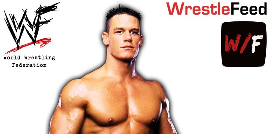 John Cena WrestleFeed App Article Pic 3