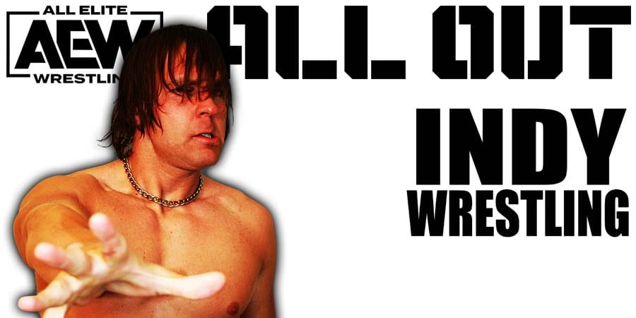 Jon Moxley AEW All Out 2020