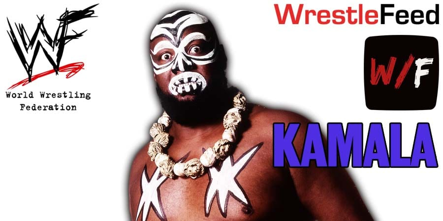Kamala Passes Away Death Article Pic 3 WrestleFeed App