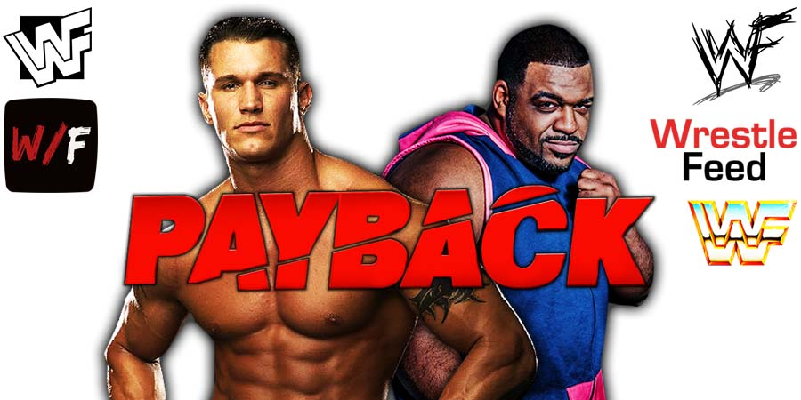 Keith Lee Defeated Randy Orton At WWE Payback 2020