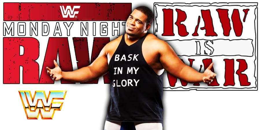 Keith Lee RAW Article Pic 1