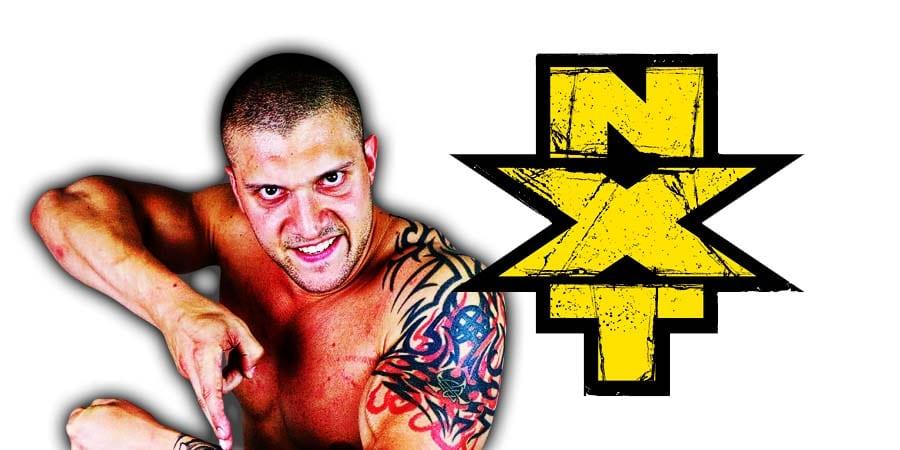 Killer Karrion Kross NXT
