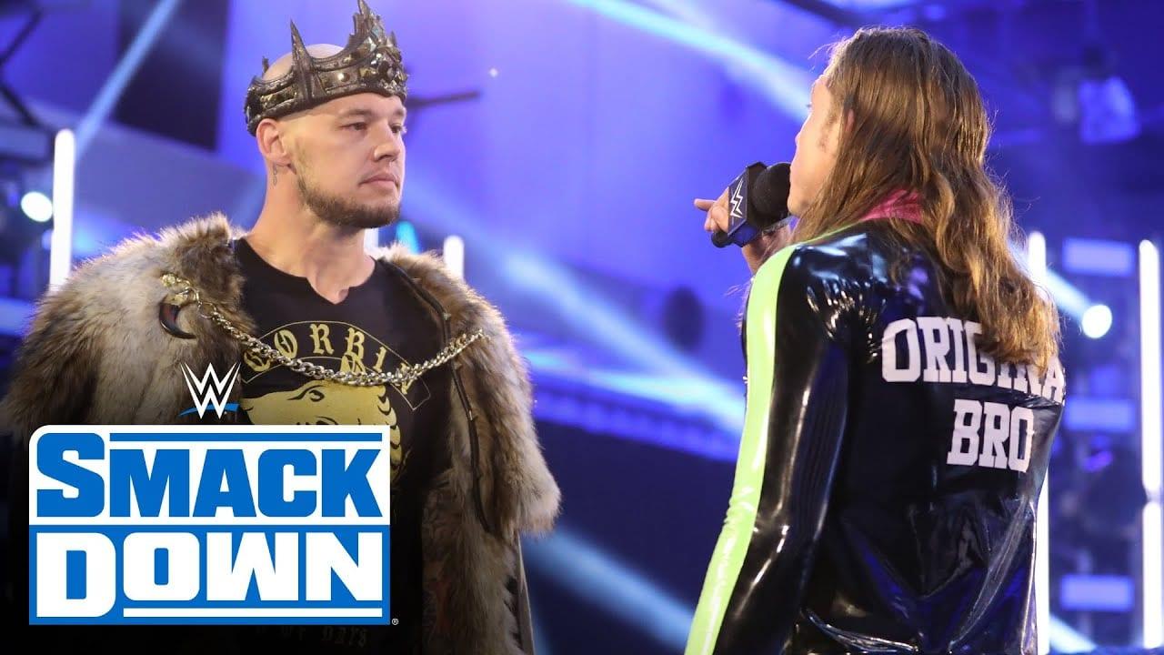 King Corbin Matt Riddle SmackDown