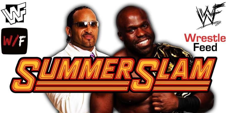 MVP vs Apollo Crews - WWE SummerSlam 2020
