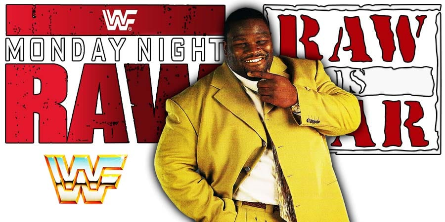 Mark Henry RAW Article Pic