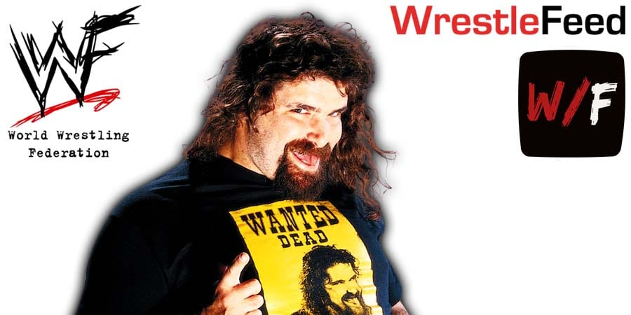 Mick Foley Cactus Jack Mankind Dude Love Article Pic 1 WrestleFeed App