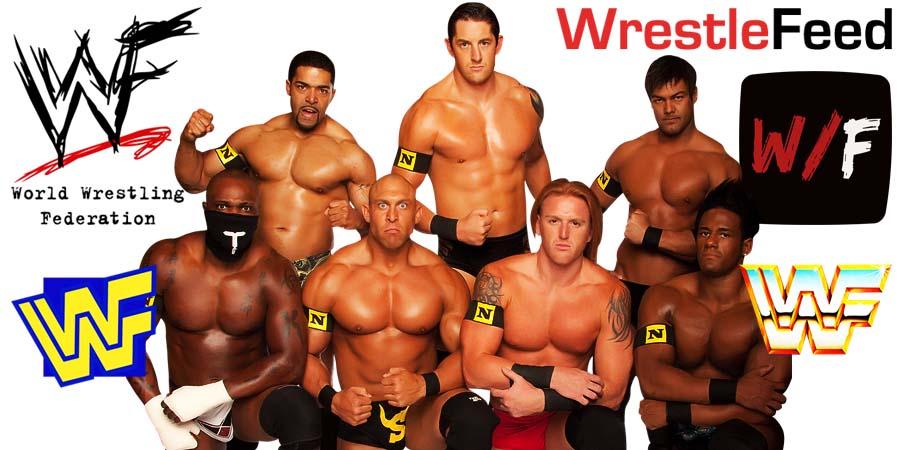 Nexus WWE Article Pic 1 WrestleFeed App