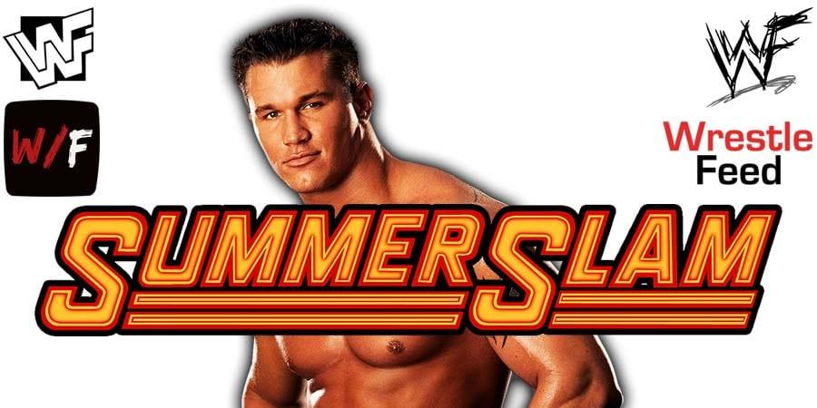 Randy Orton WWE SummerSlam 2004 WrestleFeed App