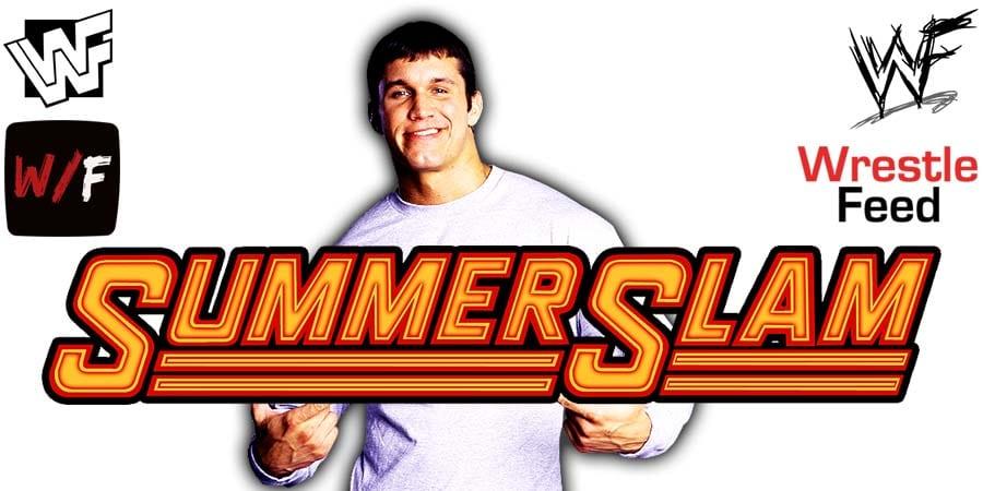 Randy Orton WWE SummerSlam 2020 App WrestleFeed App