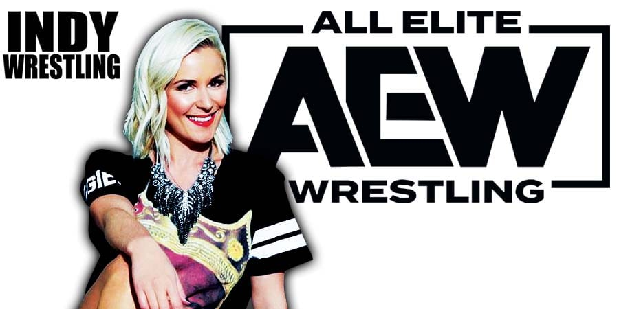 Renee Young AEW All Elite Wrestling Article Pic 1