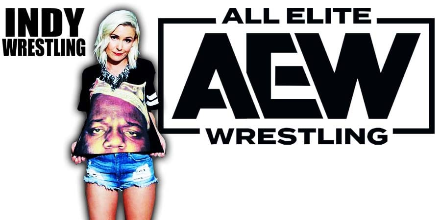 Renee Young AEW All Elite Wrestling Article Pic 2