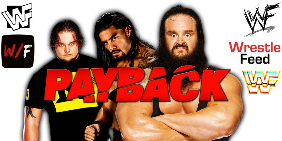Roman Reigns Defeats The Fiend & Braun Strowman At WWE Payback 2020