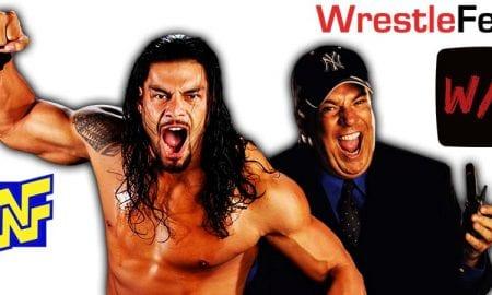 Roman Reigns Paul Heyman Article Pic 1 WrestleFeed App