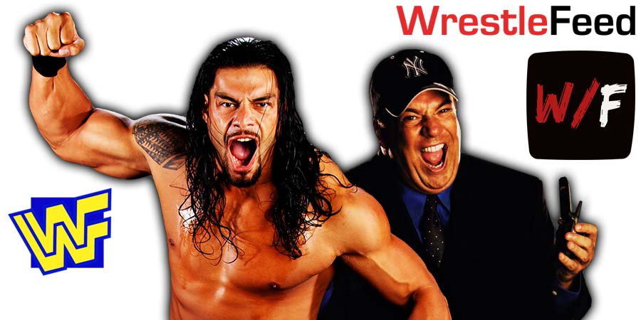 Roman Reigns Paul Heyman Article Pic 1 WrestleFeed App