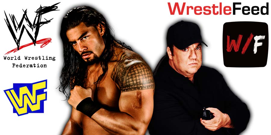 Roman Reigns Paul Heyman Article Pic 2 WrestleFeed App